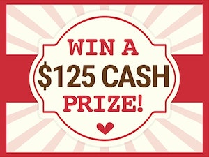 125 cash jan feb giveaway 1