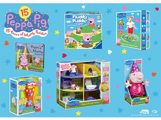 Peppa Pig Bundle sweepstakes