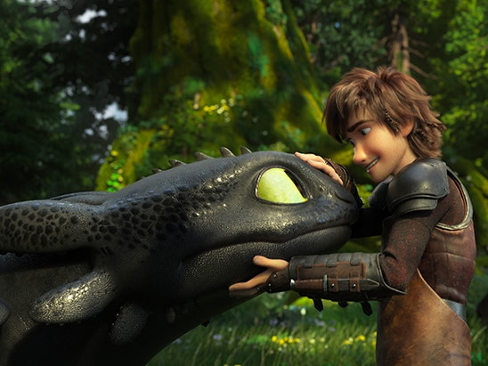 How To Train Your Dragon Merch Bundle sweepstakes
