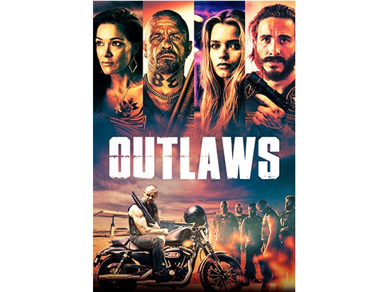 OUTLAWS DVD sweepstakes