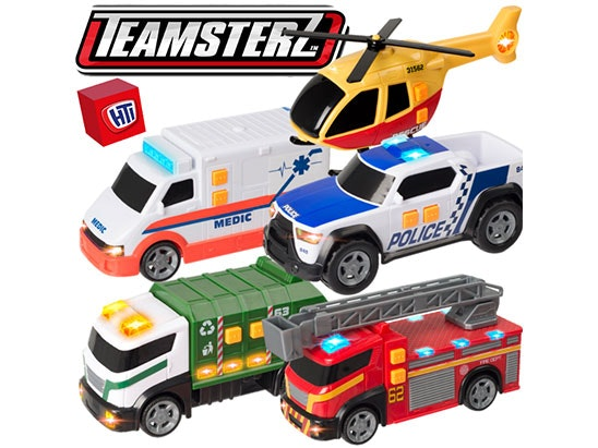 Teamster Light & Sound Bundle sweepstakes