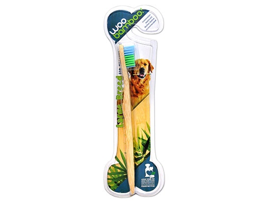 Woobamboo Pet Toothbrush sweepstakes