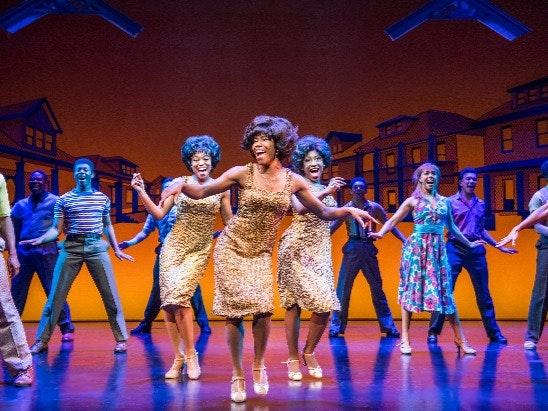 Motown dress recast 6 03 18 shaftesbury 1338 rt the vandellas