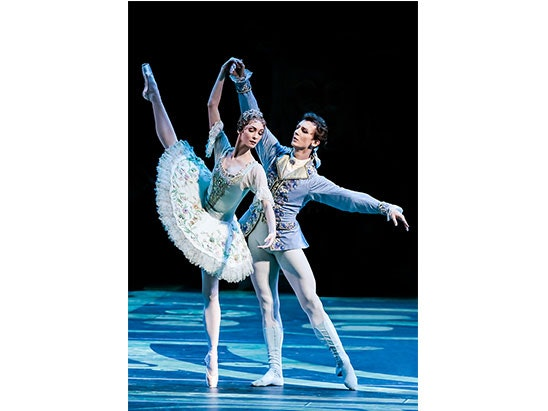 2 Cinema Tickets for the Bolshoi Ballet sweepstakes