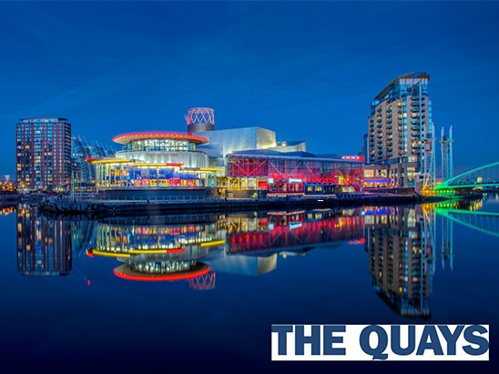 Evening Out at Salford Quays sweepstakes