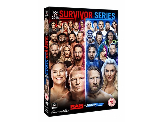 WWE: Survivor Series on DVD sweepstakes