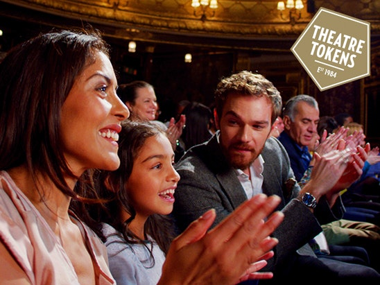 £50 Theatre Tokens Gift Card and give the gift of theatre! sweepstakes