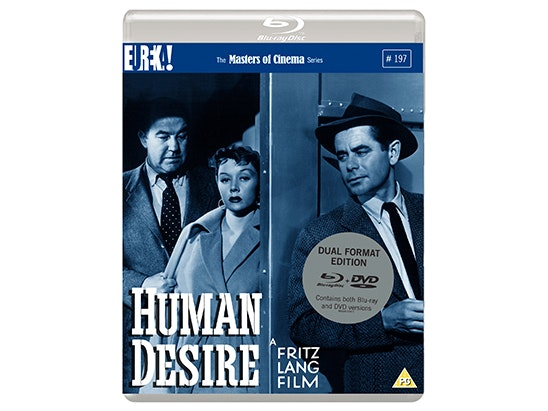 Dual Format copy of HUMAN DESIRE sweepstakes
