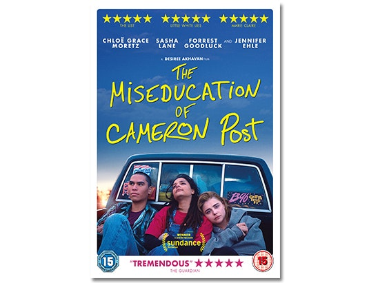 THE MISEDUCATION OF CAMERON POST on DVD & paperback sweepstakes