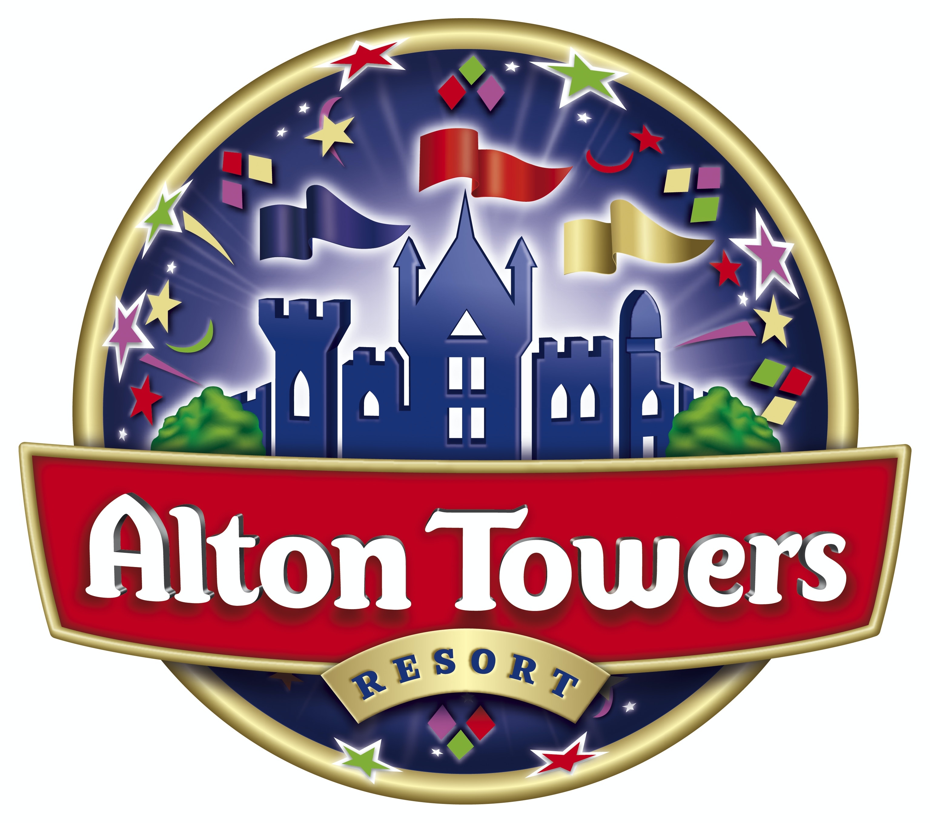 Alton towers resort logo rgb