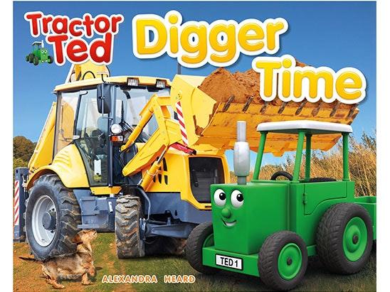Tractor Ted Bedtime Bundle sweepstakes