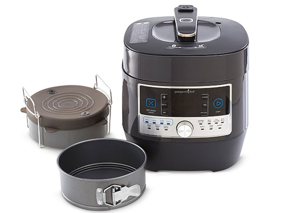 Slow-cooker from Pampered Chef sweepstakes