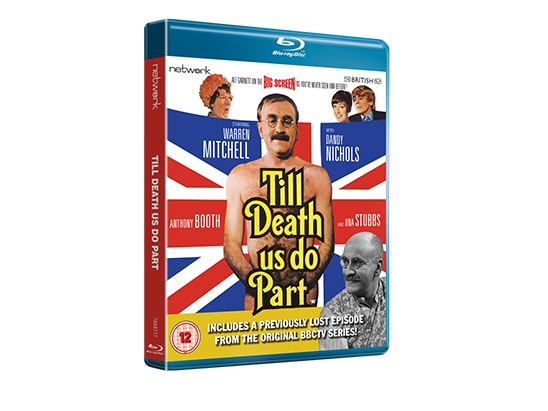 British Comedy bundle, courtesy of Network Distributing sweepstakes