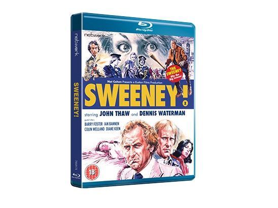 Sweeney double-hit with Network Distributing. sweepstakes