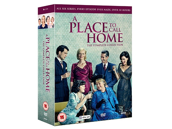 A Place to Call Home: The Complete Collection on DVD sweepstakes