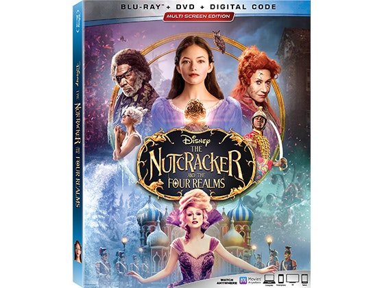 The Nutcracker and the Four Realms! sweepstakes