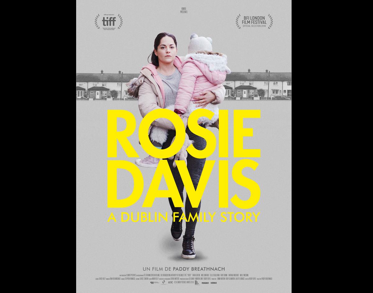 jeu concours ROSIE DAVIS