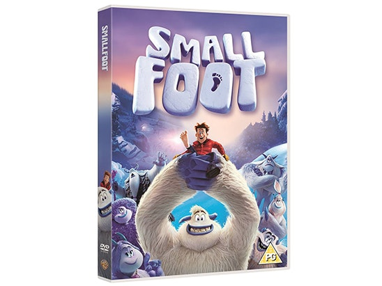 """""""Smallfoot"""" on Blu-ray™ sweepstakes"""
