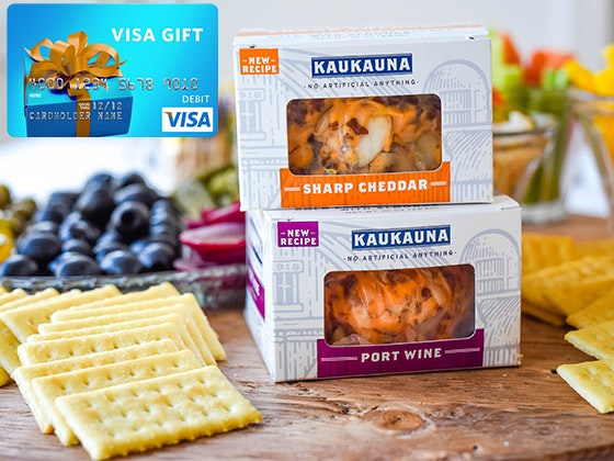 Kaukauna Cheese sweepstakes