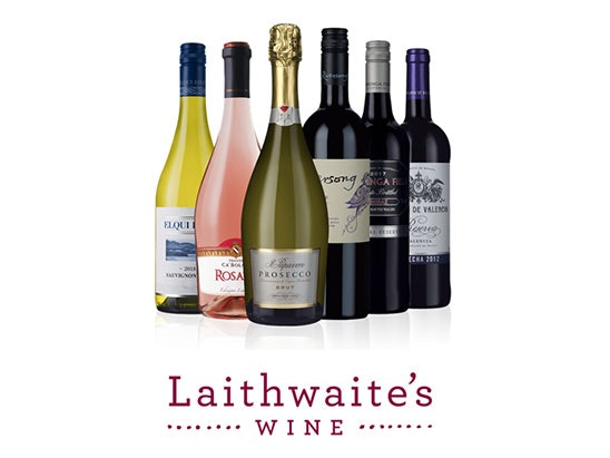 £50 Laithwaite's Wine gift card sweepstakes
