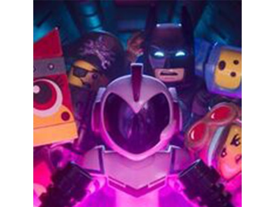 MERCHANDISE BUNDLE FROM THE LEGO® MOVIE 2 sweepstakes