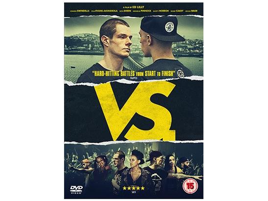 VS. on DVD sweepstakes