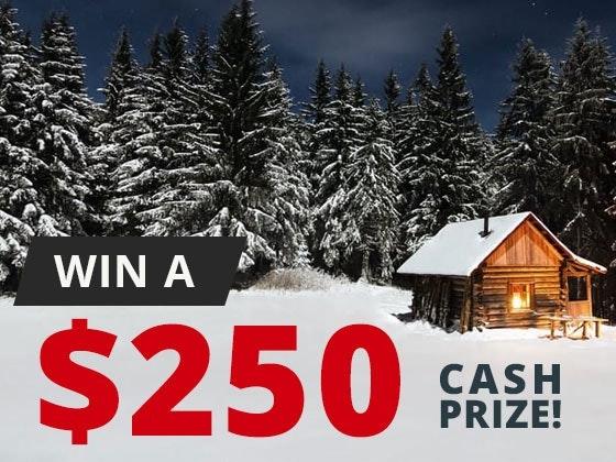 250cash giveaway