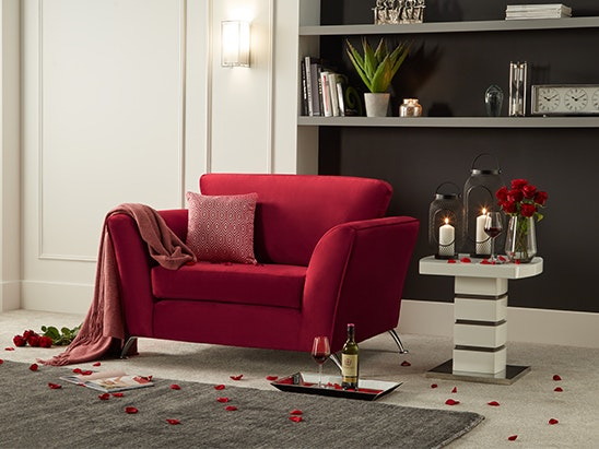 love seat with ScS sweepstakes