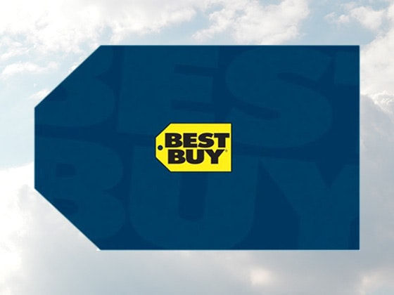 $250 Best Buy Gift Card sweepstakes