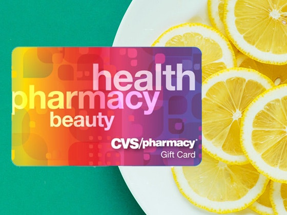 $100 CVS Gift Card  sweepstakes