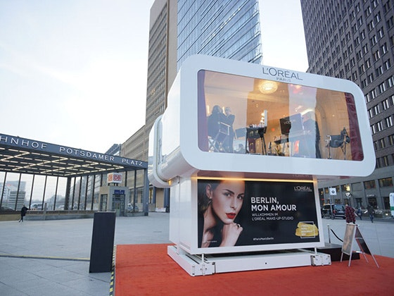 Gewinne exklusiven Berlinale-Look Gewinnspiel