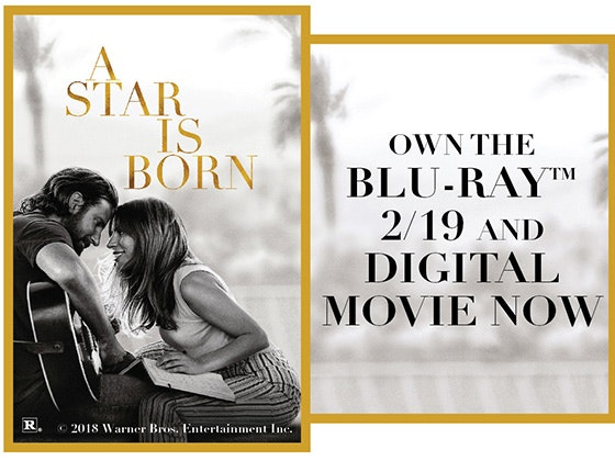 A Star Is Born sweepstakes