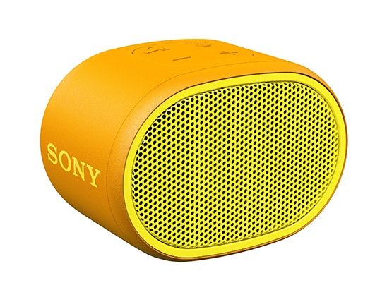 Sony SRS-XB01 portable Bluetooth speaker sweepstakes