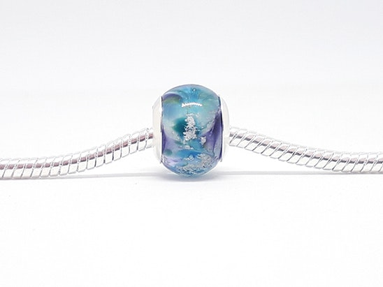 Memories In Glass charm  sweepstakes