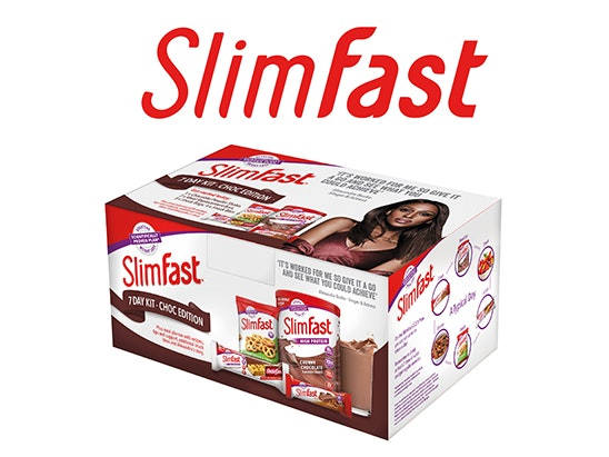 Slim Fast starter pack  sweepstakes