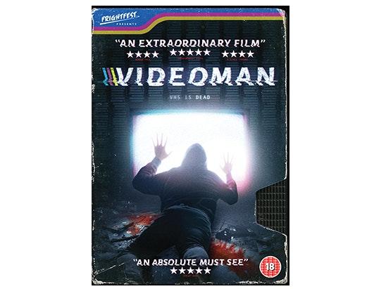 Videoman on DVD  sweepstakes
