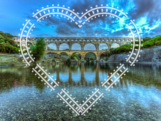 romantic rail tour and luxury stay in Europe! sweepstakes