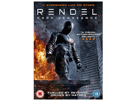 Rendel on DVD sweepstakes