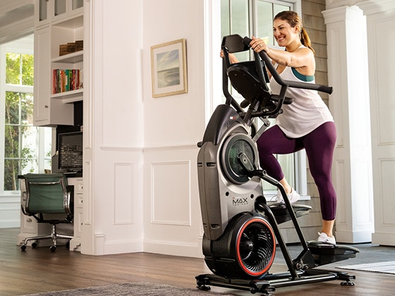 Bowflex® Max Trainer® M8 Performance Pack  sweepstakes