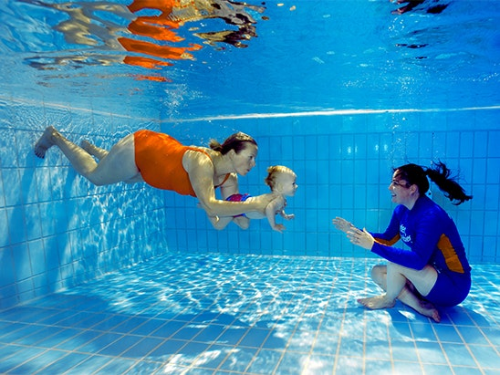 Water Babies Swimming Lessons and Photoshoot sweepstakes