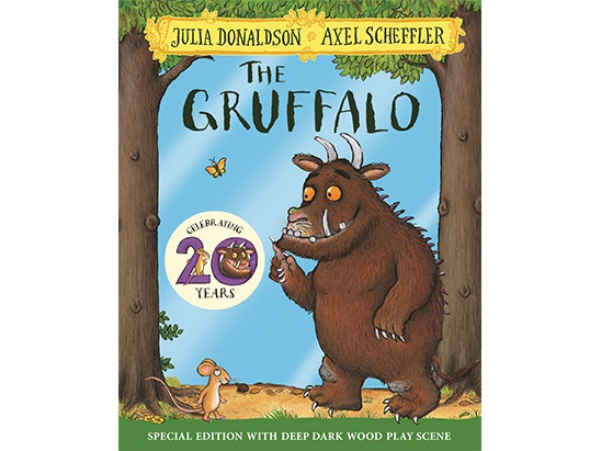 The Gruffalo Anniversary Book Bundle  sweepstakes