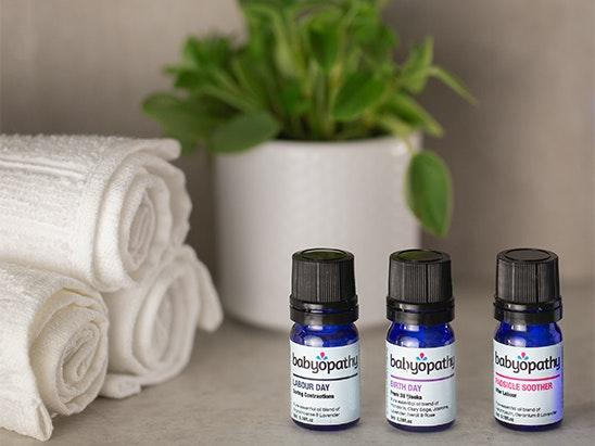 Babyopathy Essential Oils Bundle sweepstakes