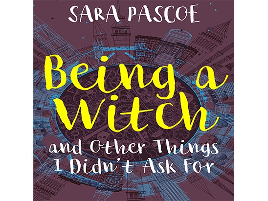 audiobook copy of Being a Witch and Other Things I Didn't Ask For  sweepstakes