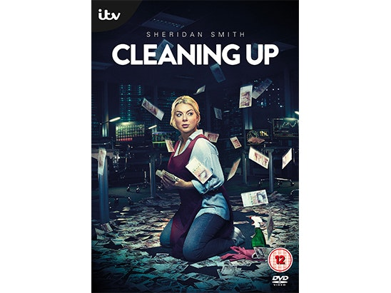 CLEANING UP on DVD sweepstakes