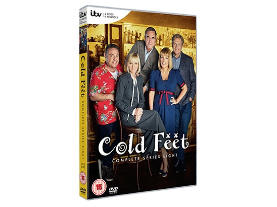 COLD FEET Season 8 on DVD sweepstakes