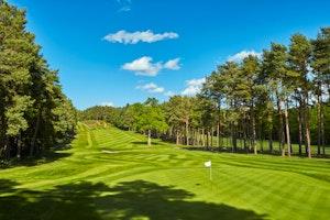 Foxills comp golf