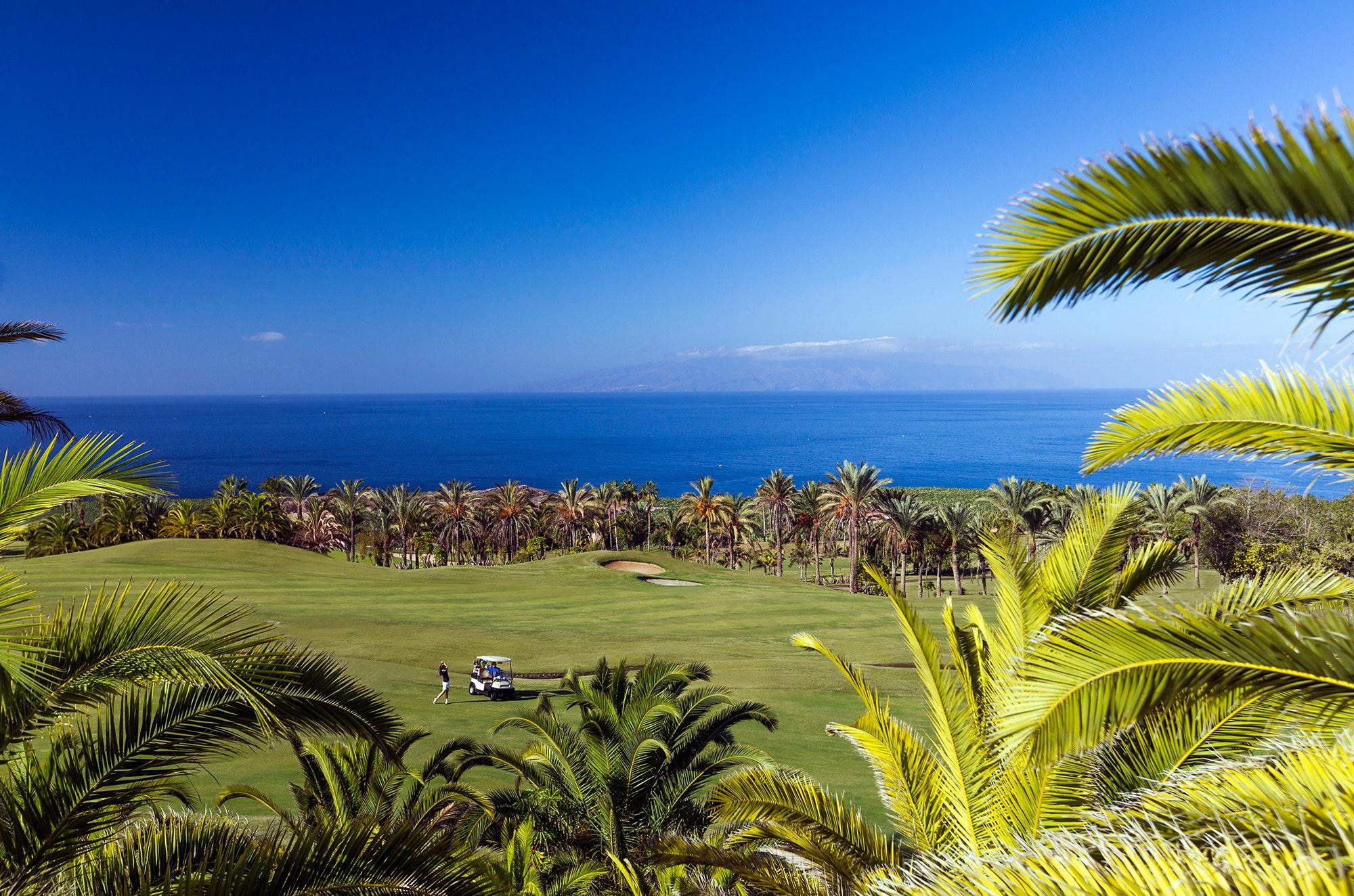 Hotel Jardin Tropical and Abama sweepstakes