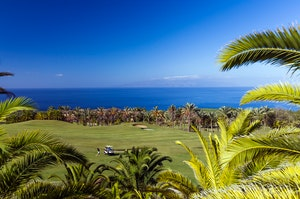Tenerife comp golf