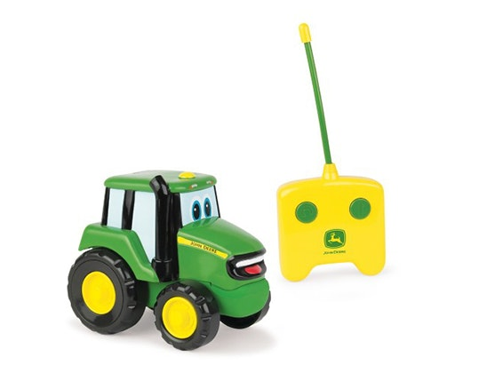 John Deere Remote Control Johnny Tractor sweepstakes