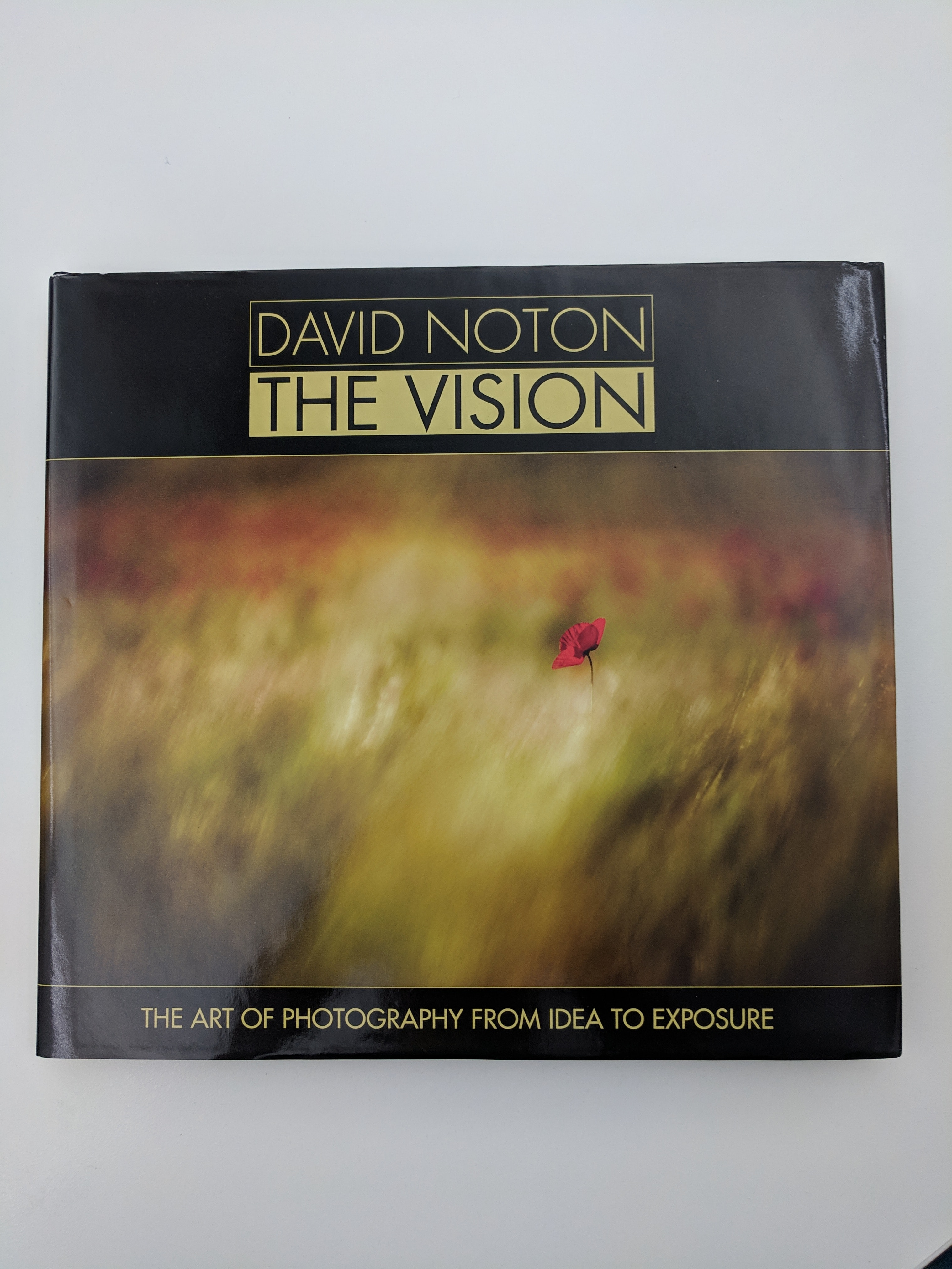 The Vision Book sweepstakes
